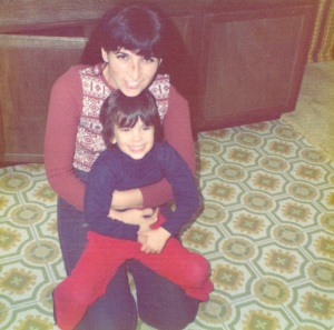 1975 mom & Eliot